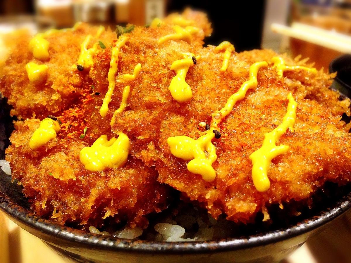 井の頭公園口徒歩3分!丼で楽しむとんかつが安いし美味しい「タレカツ吉祥寺店」
