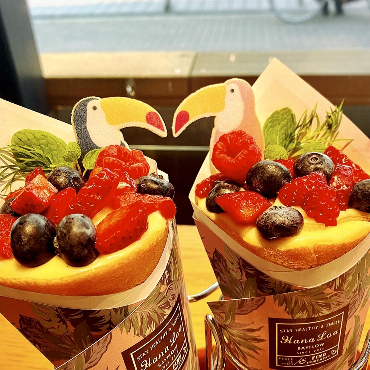 美にもこだわり!豆乳クリームを使ったクレープがいただける「ベイフローカフェ 吉祥寺店」
