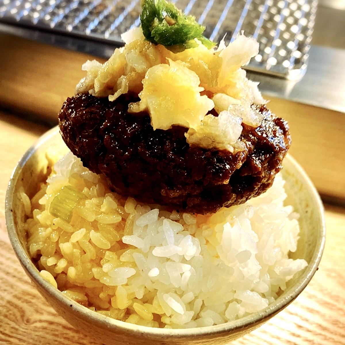 吉祥寺東急裏エリアに肉汁滴るハンバーグがいただけるお店がニューオープン