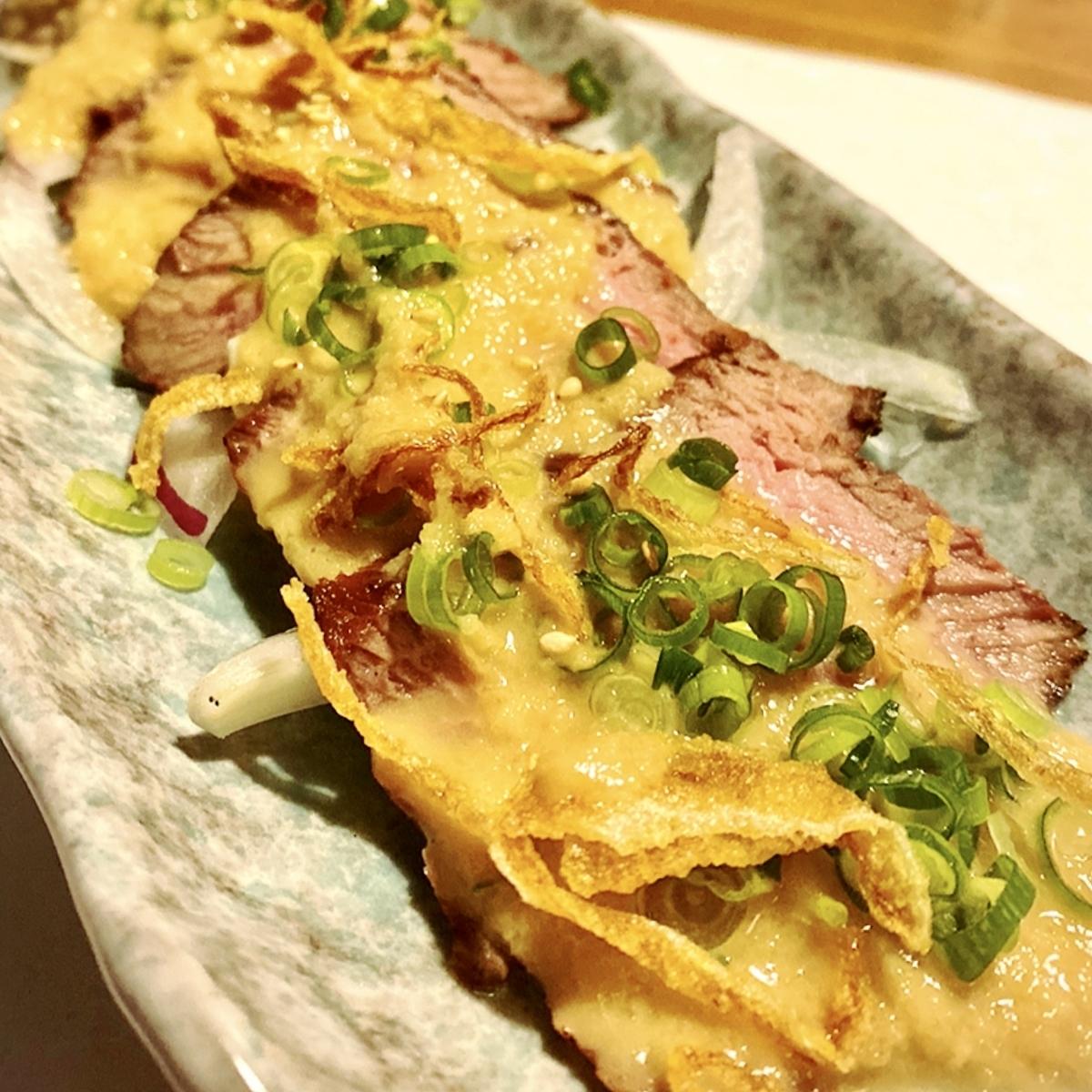 黒塗りオシャレな和食居酒屋が吉祥寺にニューオープン!締めの鶏雑炊が絶品
