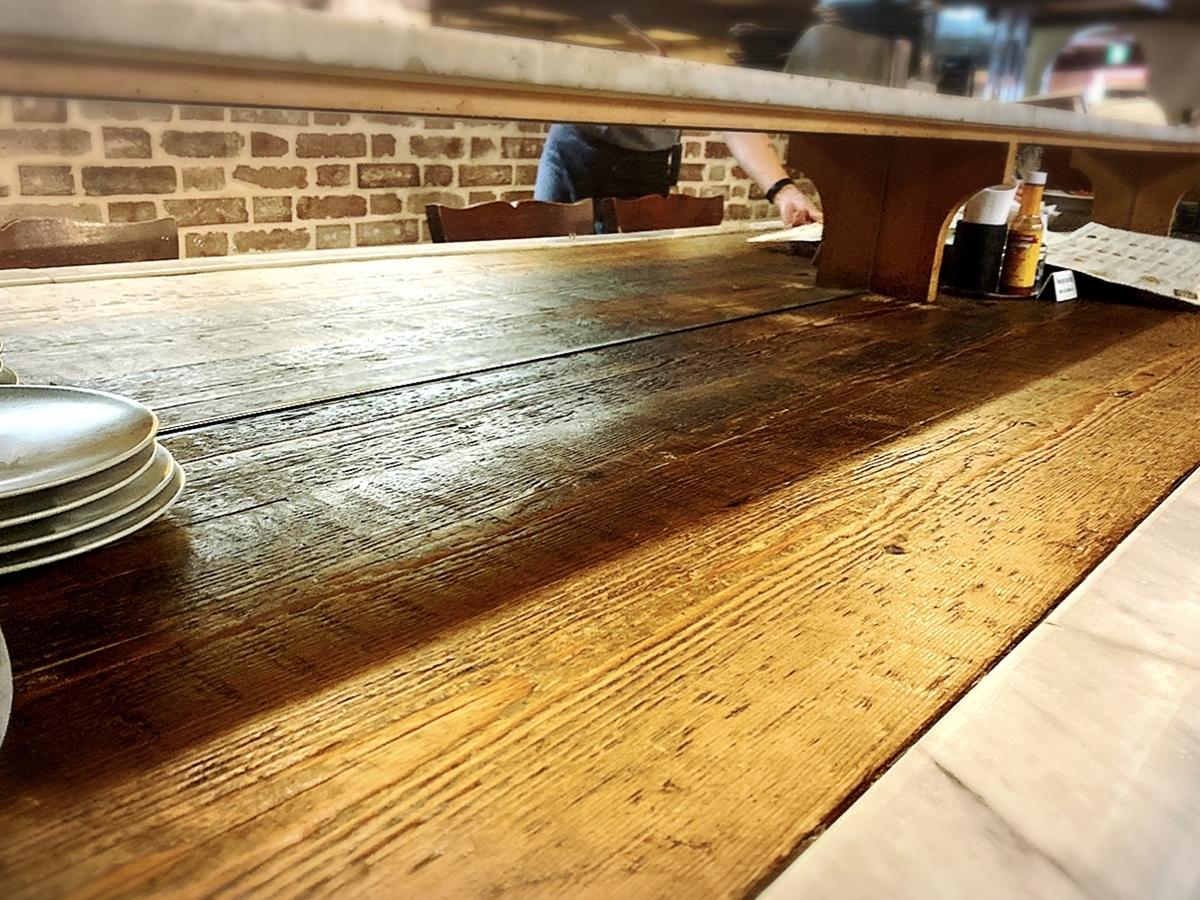 カフェ リゴレットの店内雰囲気