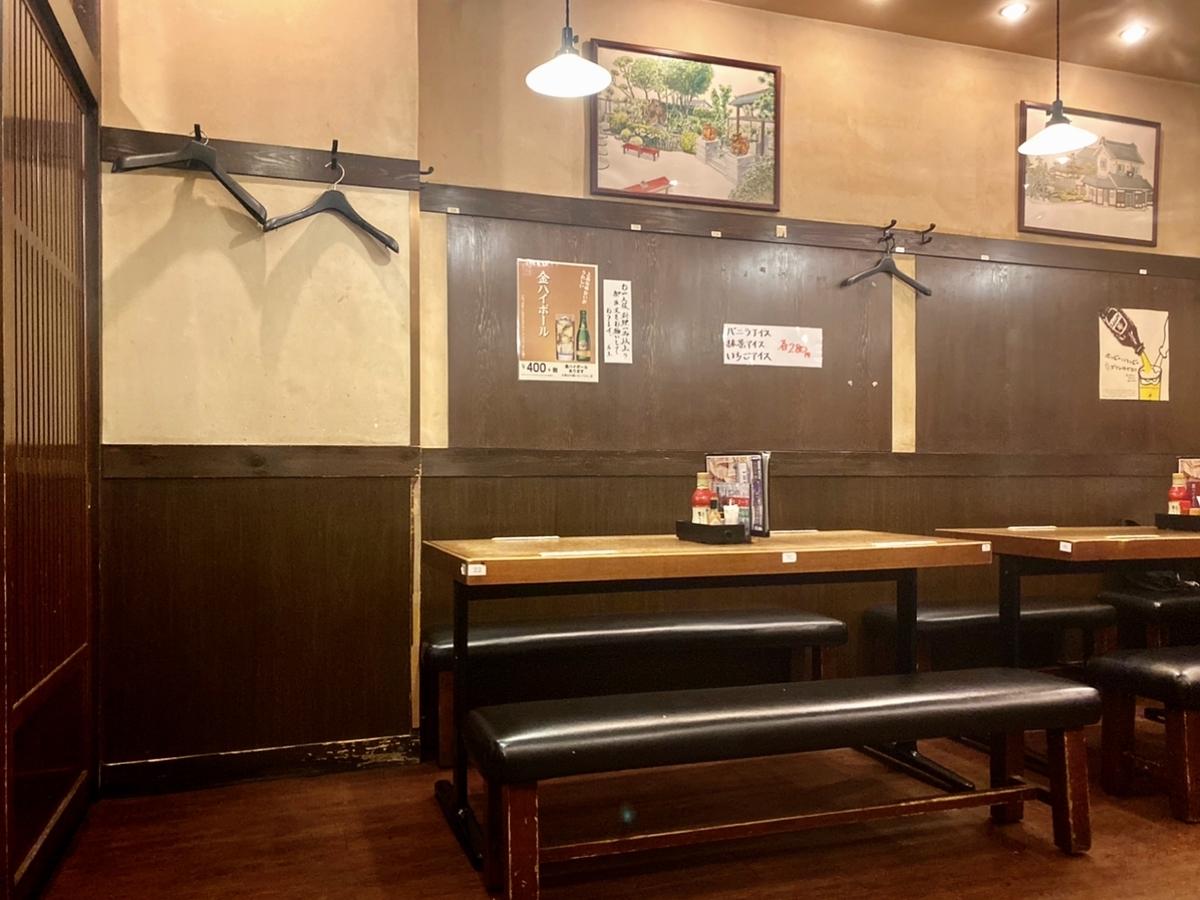 蔵元居酒屋 清瀧の店内雰囲気