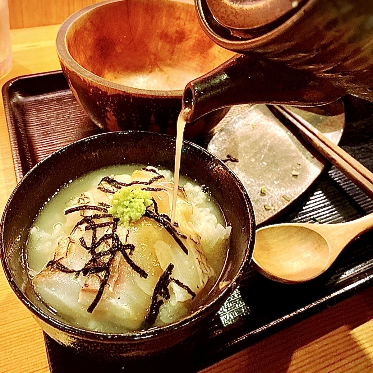 """休日限定12食の絶品""""鯛ひつまぶし""""吉祥寺ランチで上位のおすすめ店"""