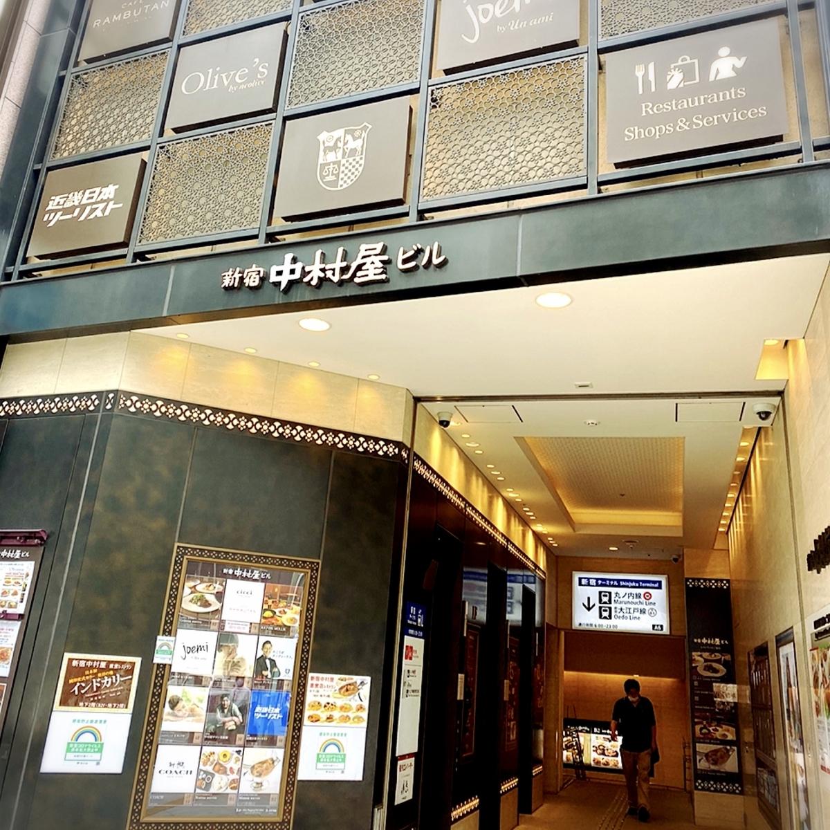 「新宿ディバッタイ」は新宿ランチにおすすめできる素敵な生パッタイ専門店