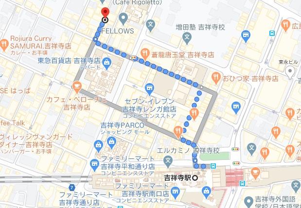 「魚猿」への行き方と店舗情報