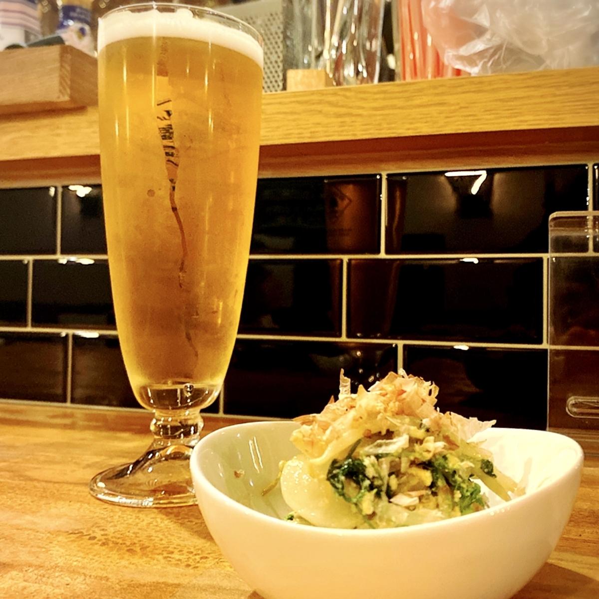 「八百屋バル 吉祥寺」は女子会やプチ宴会にひとり飲みにも利用できる野菜好きにはとてもいい居酒屋でした♪