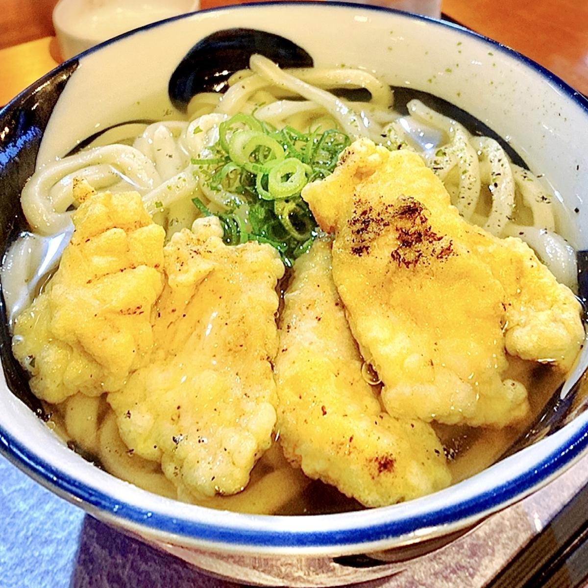 浅草で朝食やランチにちょうど良い優しいうどんがいただけるお店
