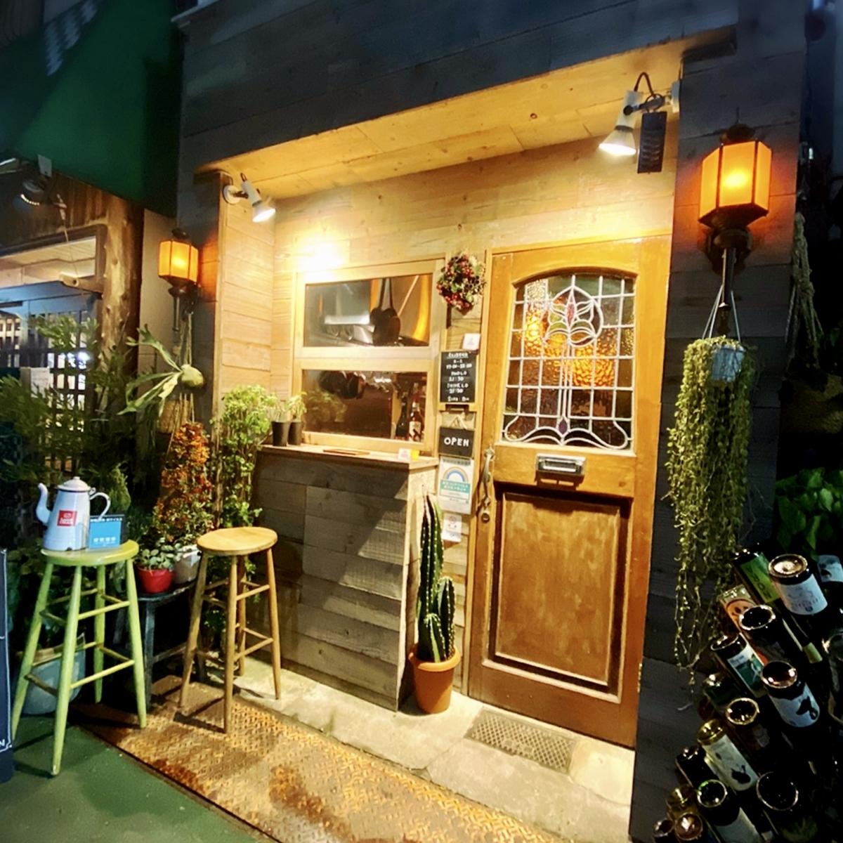「LambCHAN(ラムチャン)」はデートやラム好きにおすすめできる素敵な隠れ家的お店でした