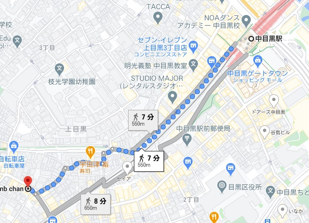 「LambCHAN(ラムチャン)」への行き方と店舗情報