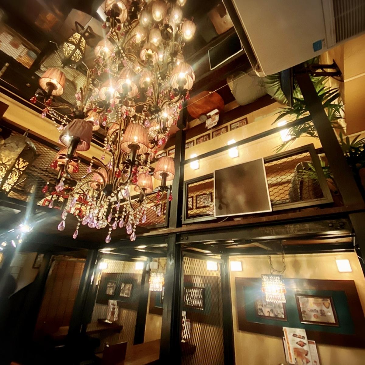 タイ酒場 サラパオ 荻窪店の店内雰囲気