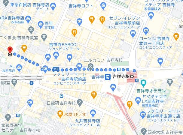 with PADDY(ウィズパディ)への行き方と店舗情報