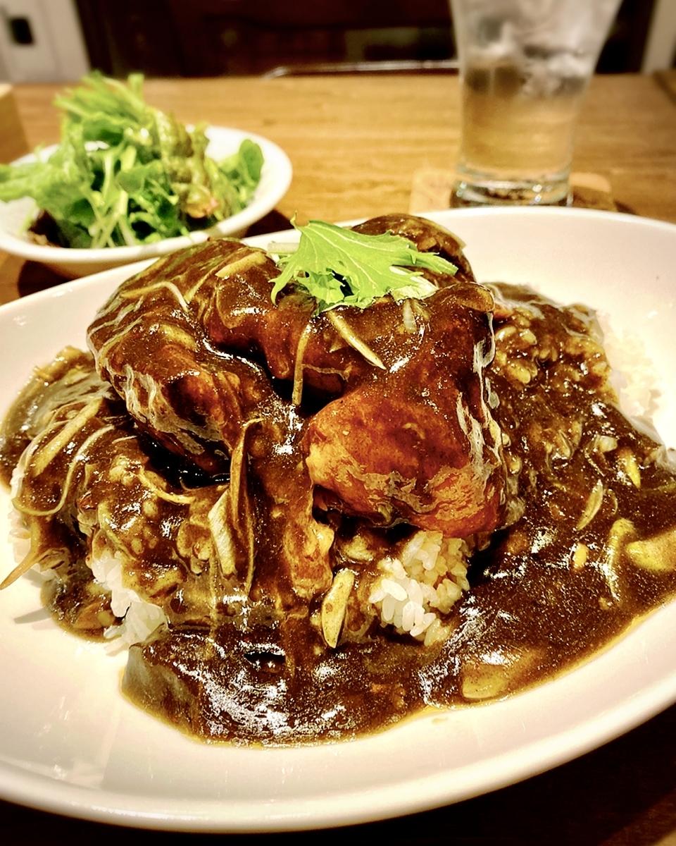 上海系の角煮カレーがとっても美味しい!創作中華料理バルがニューオープン