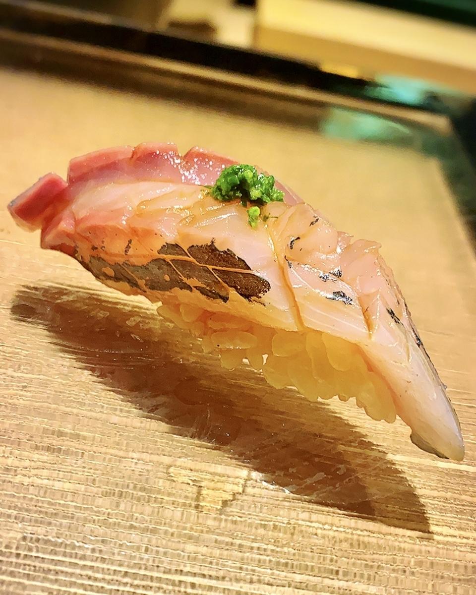 「渋谷 鮨 sublime」でいただいたお寿司5