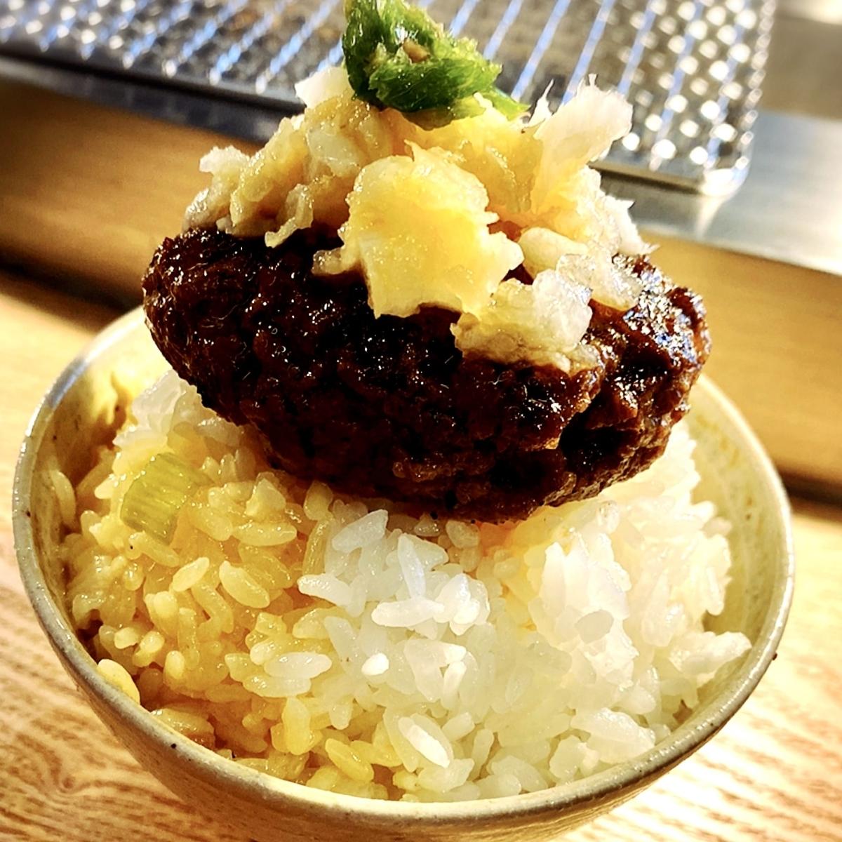 吉祥寺で常にベストな状態でハンバーグランチがいただける「挽肉と米(ハンバーグ)」※難易度高め、ひとりやデート、1000~2000円