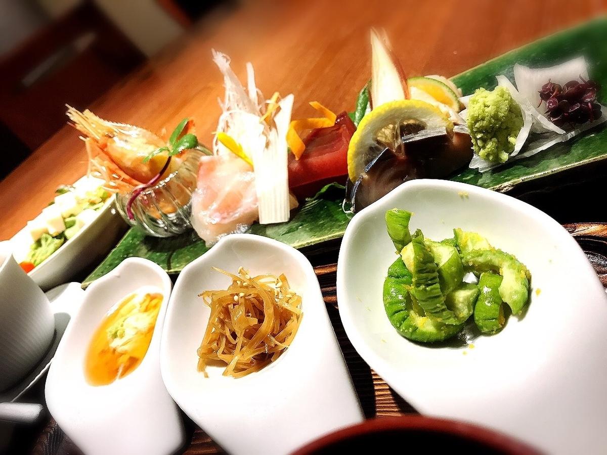 看板のない和食の名店で上質な吉祥寺ランチを「KISSHO KICHIJOJI(懐石・会席)」※個室あり、お祝いや顔合わせ、2000~3000円