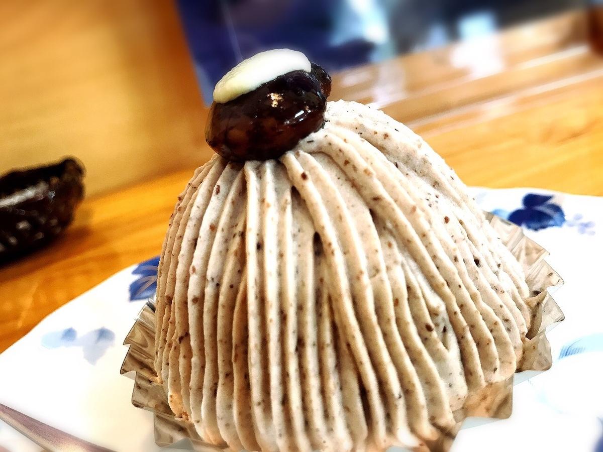 """会津の名産""""花豆""""を使ったスイーツが堪能できるケーキ屋「ヒロのお菓子屋さん」"""