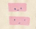 あのピンクの駄菓子