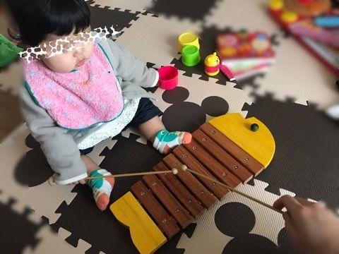 初めての木琴