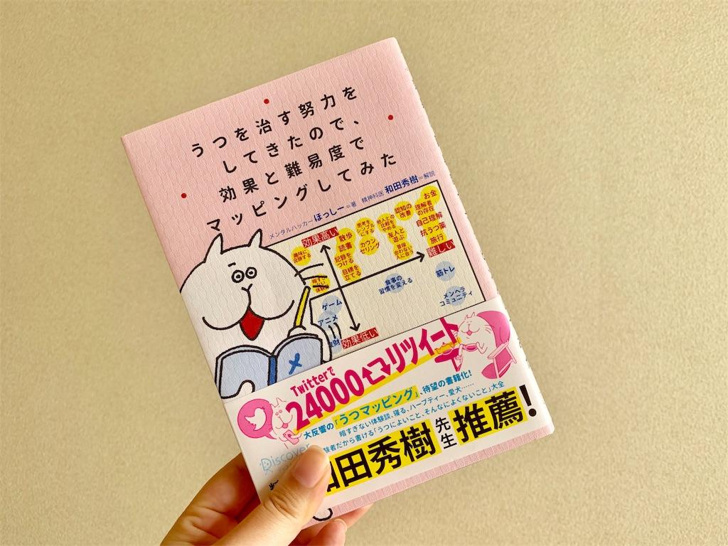 うつマッピングの本