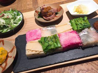 イナヅマ寿司ランチ