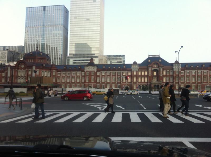 2014.3.9/東京駅