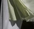 2014.9.5/阿多泥染め/発酵茎蕪白/生葉緑/生葉に発酵薄緑/