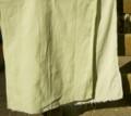 2014.9.5/阿多泥染め/生葉染め後に発酵茎蕪1/生葉と発酵液を混ぜて2/