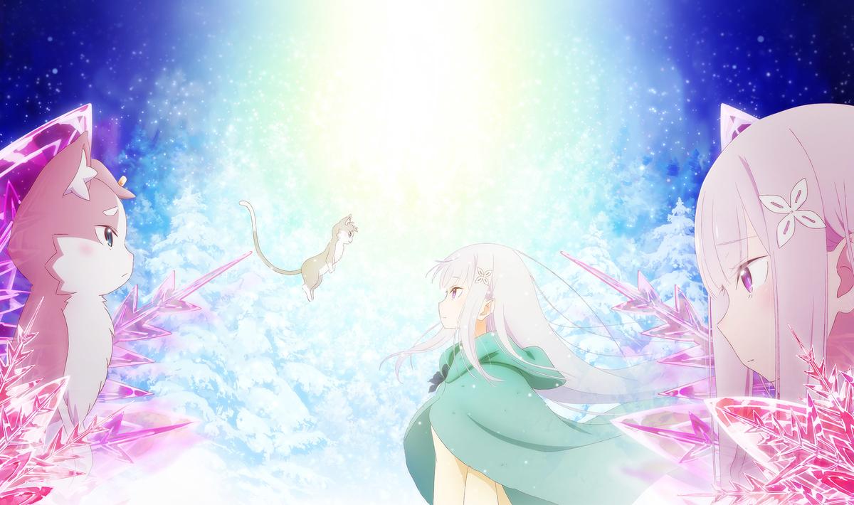 Re:ゼロから始める異世界生活 氷結の絆 エミリア パック