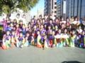11月3日(祭) 区民祭り   パレード (ジュニアクラス)・ステージ