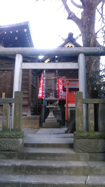 f:id:本郷・櫻木神社