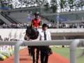 [出資馬]メルヴェイユドール 忘れな草賞8着 2010.4.11 (2)