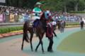 [出資馬]フロアクラフト 優駿牝馬5着 (2)