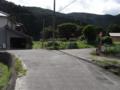 兵庫県道276号 檜倉山東線(丹波市側端部)