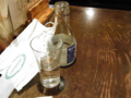 冷酒(手打ちうどん 中村屋)