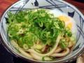 とろ玉うどん(丸亀製麺 名谷店)