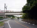 r17神戸電鉄ウッディタウン線交差