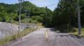 山野部坂旧道
