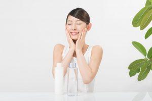 化粧水 つける