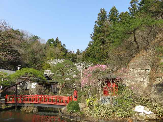 大谷寺庭園