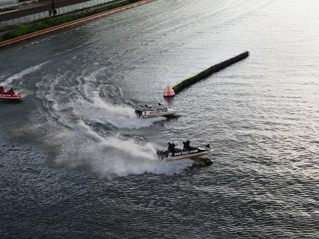 戸田競艇ペアボート