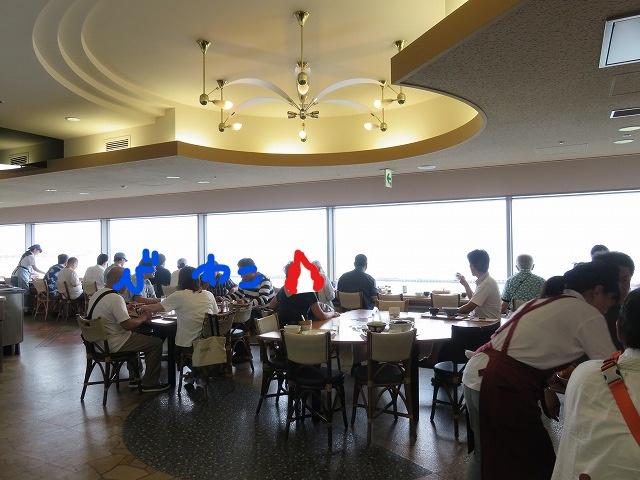 びわこ競艇場4階展望レストラン「ボートクイーン」