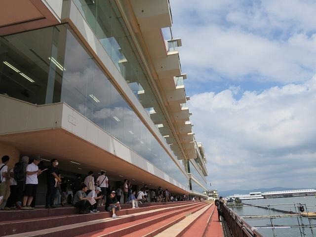 浜名湖競艇場のスタンド