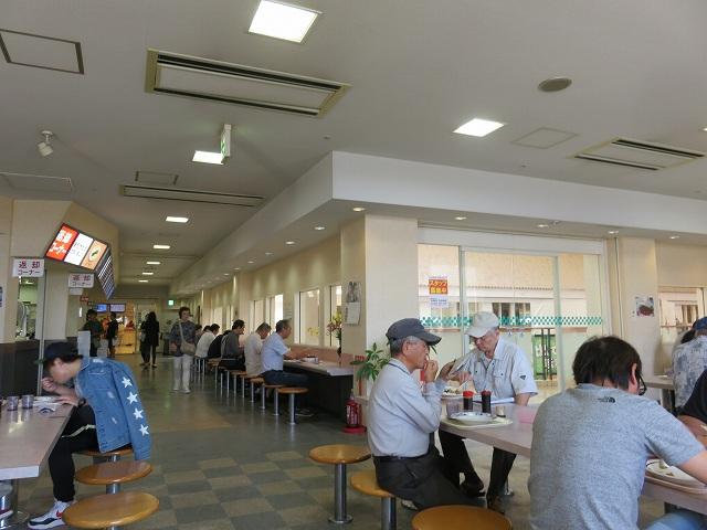 浜名湖競艇場2階レストラン「ピット・イン」