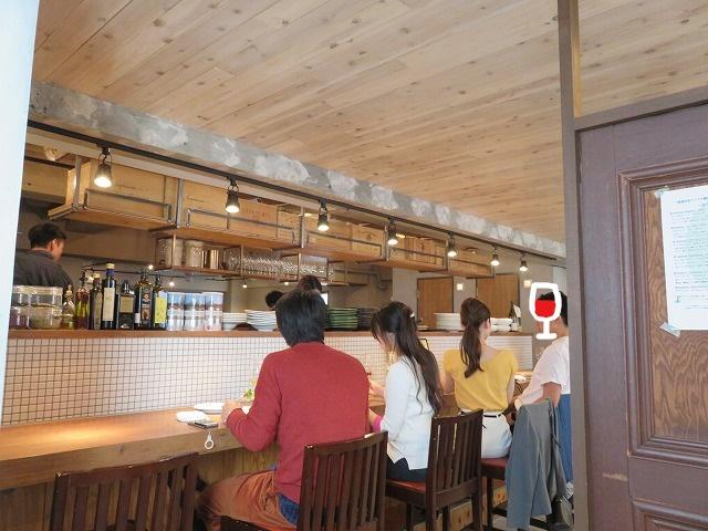 清澄白河フジマル醸造所の店内