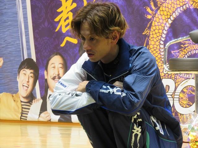 蒲郡SGボートレースダービーの優勝戦出場選手インタビューでの井口佳典選手