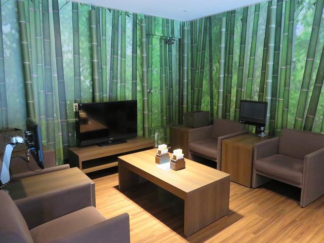 江戸川競艇場の指定席MIYABIのグループ席