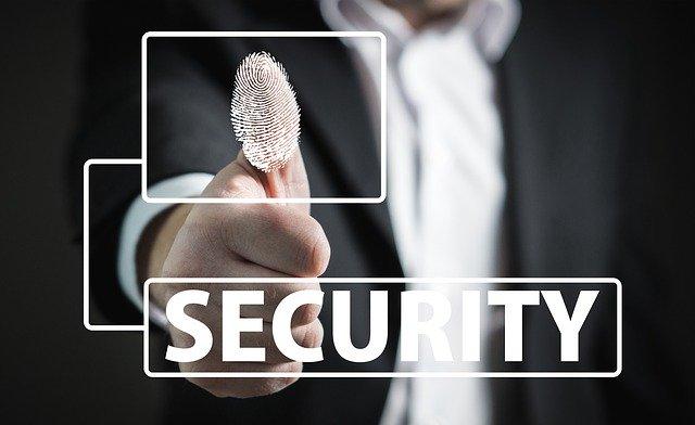 コンピュータセキュリティのイメージ