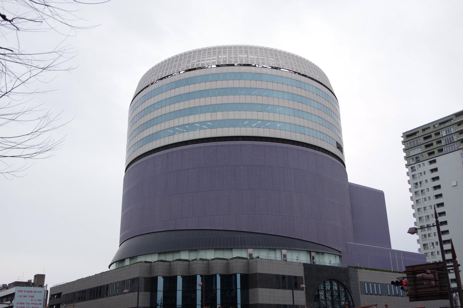 岡山シンフォニーホール