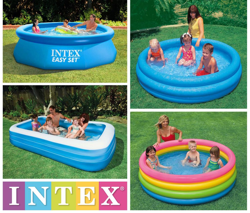 สระน้ำเป่าลม Intex Kids Pool