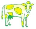 レモン乳牛